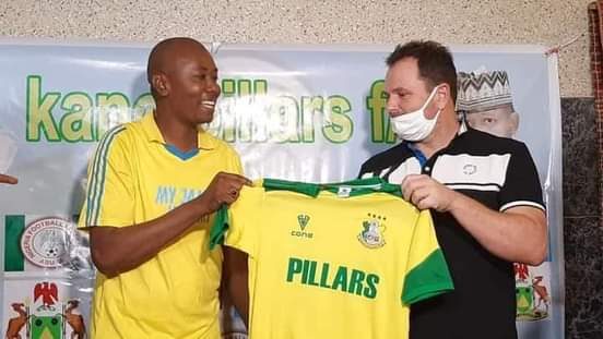 Kano Pillars Unveil Frenchman Soccoia New Technical Adviser