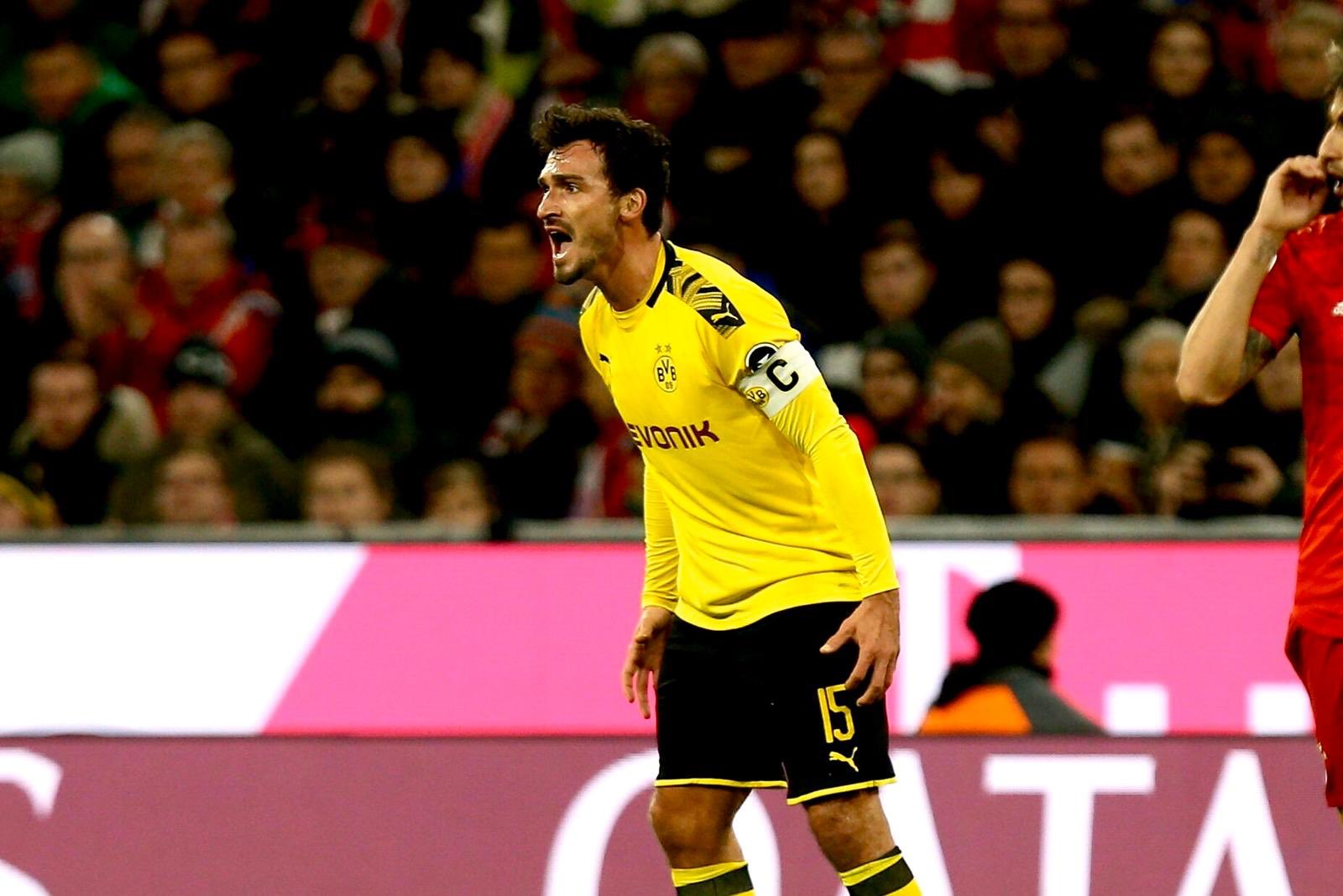 Dortmund Vs Schalke – Hummels: 'Why Bundesliga Position Doesn't Matter In Revierderby'
