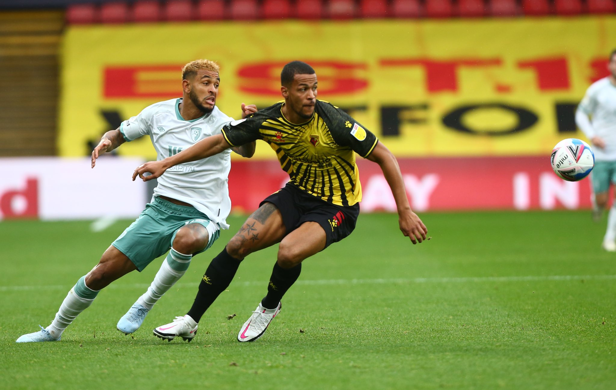 Championship: Troost-Ekong Scores As Watford Beat Coventry City At Home
