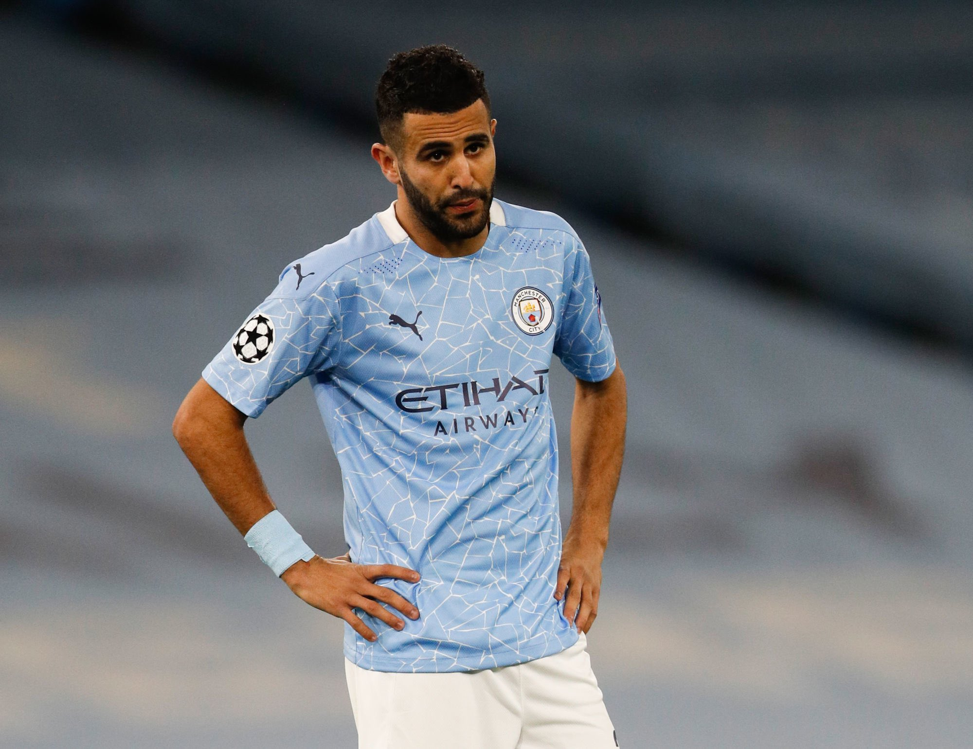 Mahrez Not Interested In PSG Move