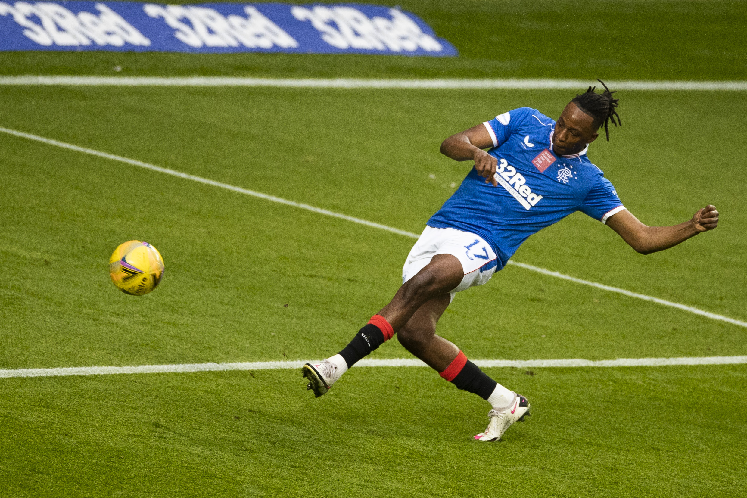 Aribo Labels Rangers  Teammate Davis A Top Role Model