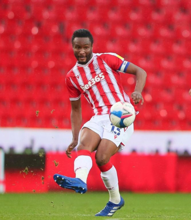 Mikel Seeks 26th Start In 26 Games As Stoke City Clash With Swansea