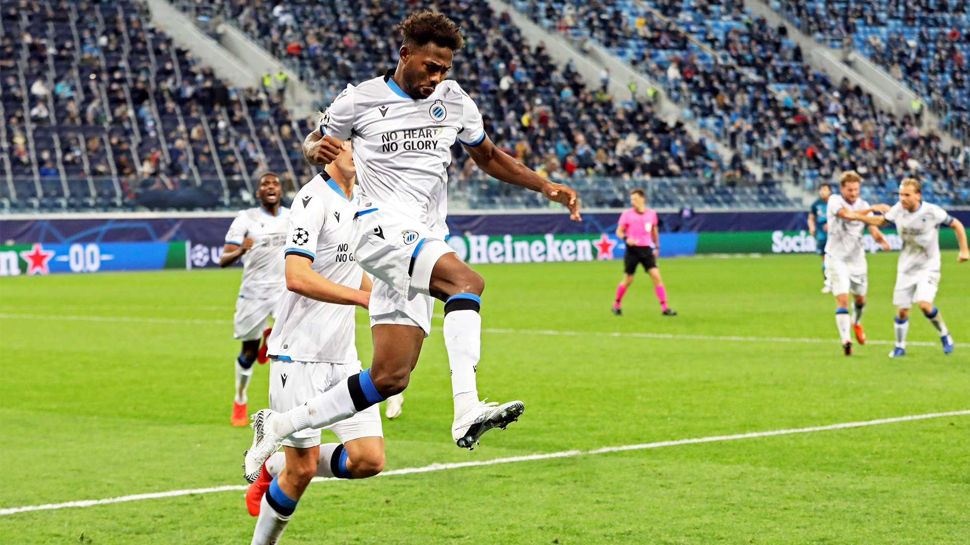 Dennis Targets 6th Champions League Goal In Club Brugge – Lazio Clash