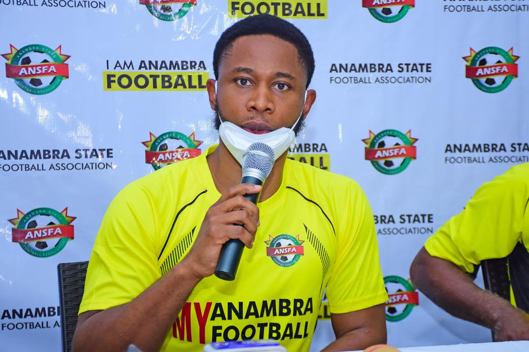 Great Things Happening In Anambra Football, Okeke Eager For More