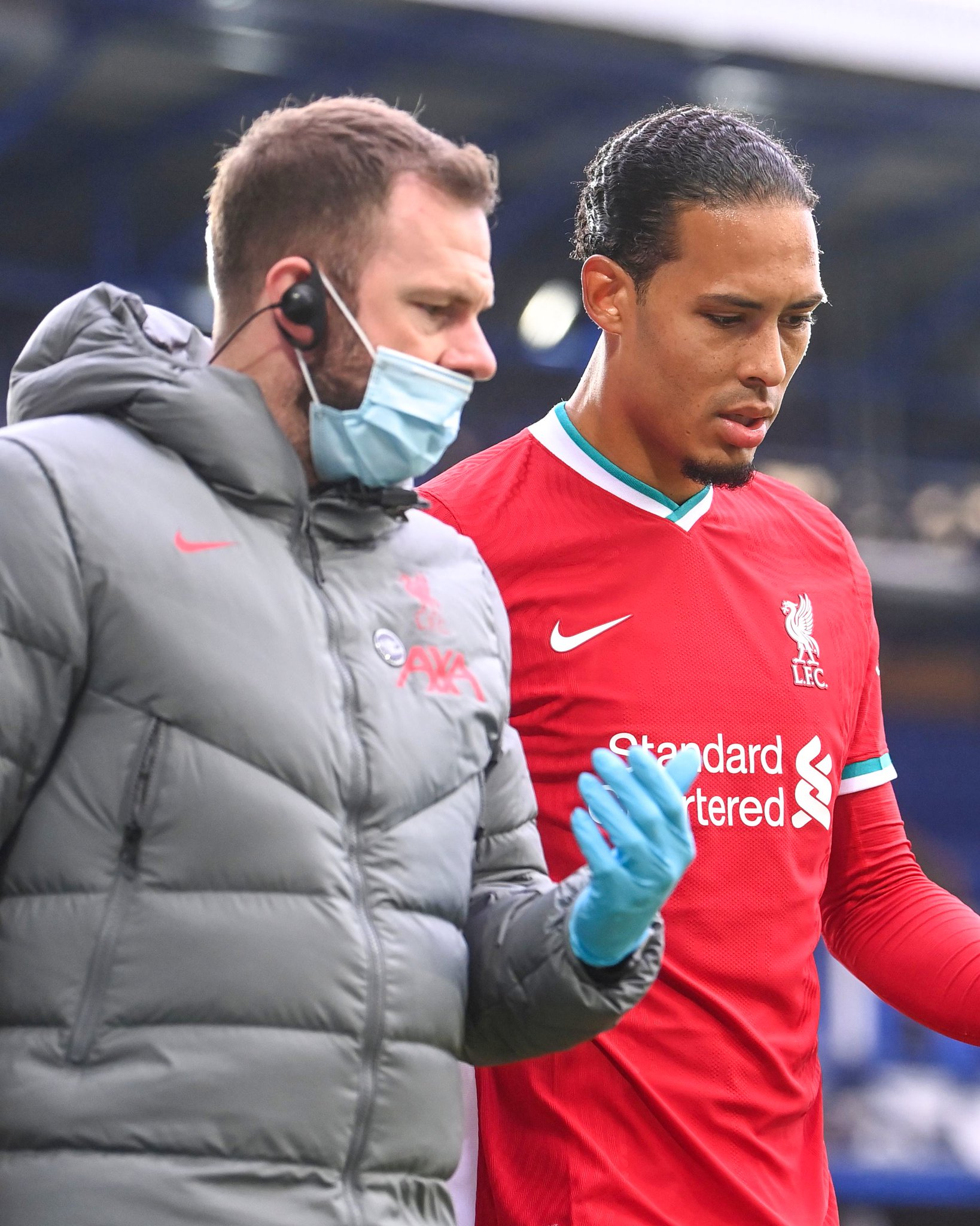 Van Dijk  Undergoes Successful Surgery