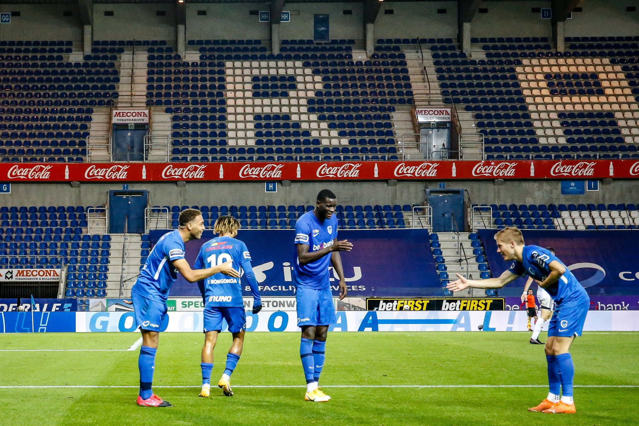 Eagles Roundup: Red-Hot  Onuachu Scores Again For Genk;  Dessers, Nwakaeme Also On Target