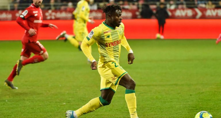 Ligue 1: Simon Ends Goals Drought As Nantes Beat Angers Away, Claim First Win In Three Months
