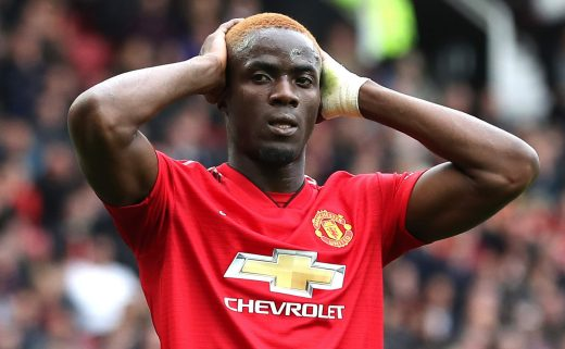 Man United Defender Bailly Out For One Month With Injury
