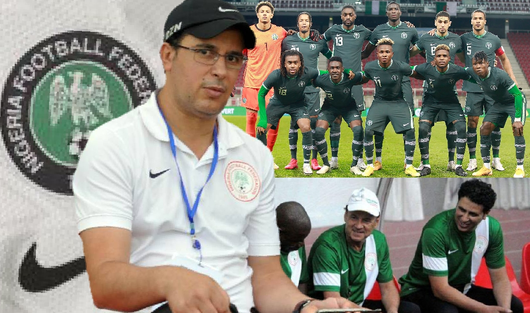 Rohr's Tunisian Assistant, Trabelsi: 'We'll Beat Tunisia Again; I Want 2nd W/Cup With Nigeria'