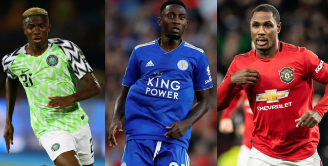 5 Highest-Paid Nigerian Football Players In The World 2020