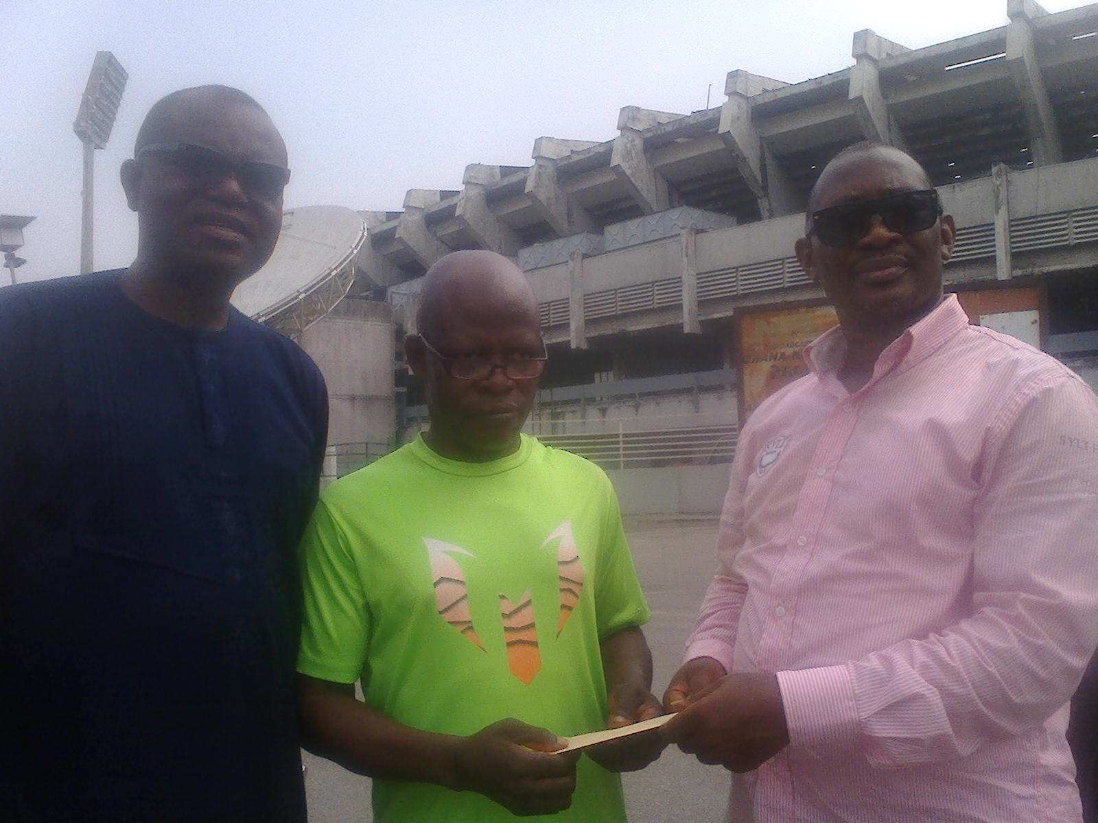 Nigeria Ex-International Boxers Donate N300,000 To Ailing Former National Champion