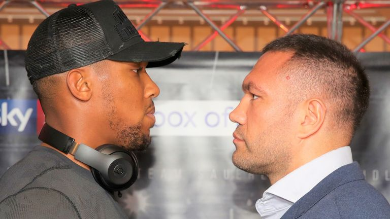 Pulev Comments About Joshua's Skin Colour Ahead Heavyweight Title Fight