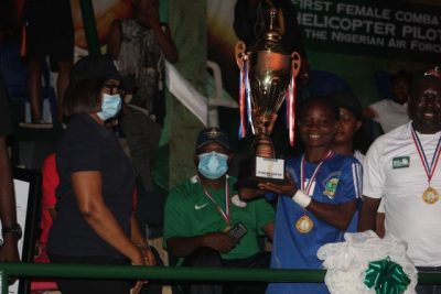 Bayelsa Queens Are Champions Of Flying Officers Cup