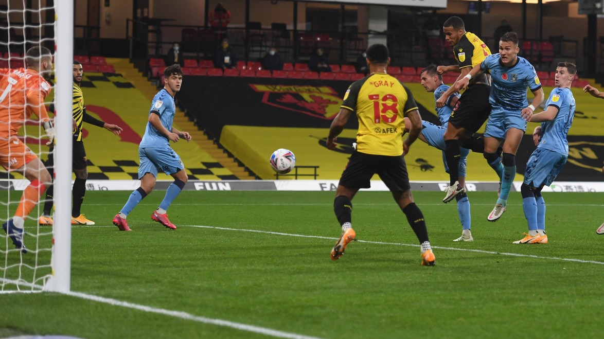 'It Was An Important Moment'- Troost-Ekong Relishes First Watford Goal