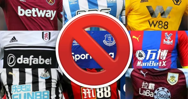 Gambling Sponsorships For British Football Clubs Set To Be Reviewed By Government