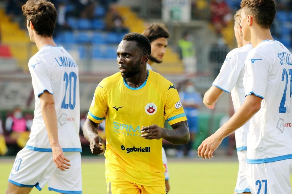 Nigerian Midfielder, Awua: 'My Time For Greatness Will Come – Cittadella A Winning Team'
