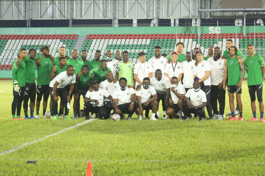 Rohr: Sierra Leone Will Be Difficult To Beat; Okays Samuel Ogbemudia Stadium Pitch