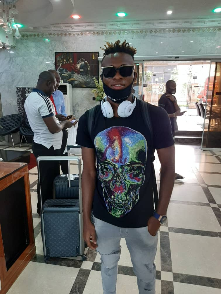 Chukwueze: Young Talented Eagles Not Under Pressure To Face Sierra Leone