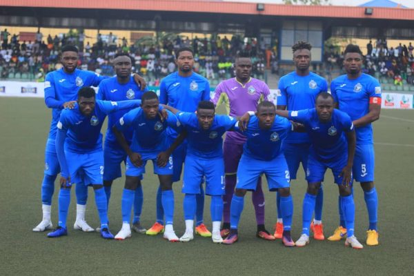 Enyimba, Plateau United Get CAF Champions League Opponents