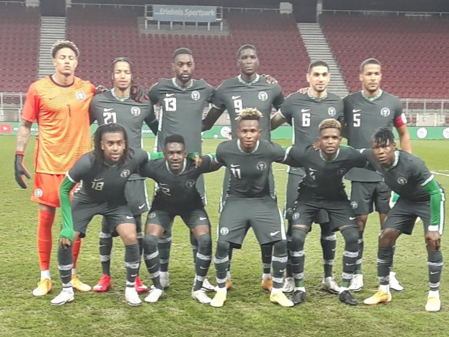 2021 AFCON Qualifier: Super Eagles To Hold First Training At  5.45pm Today