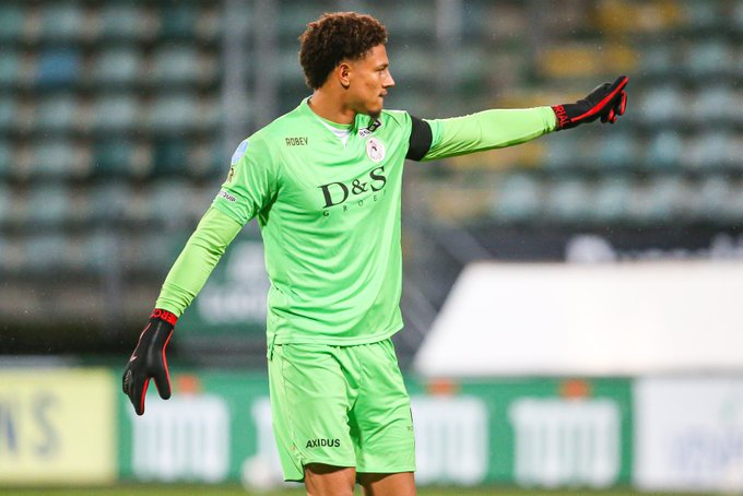 Holland: Okoye Concedes Four Goals On League Debut For Sparta Rotterdam