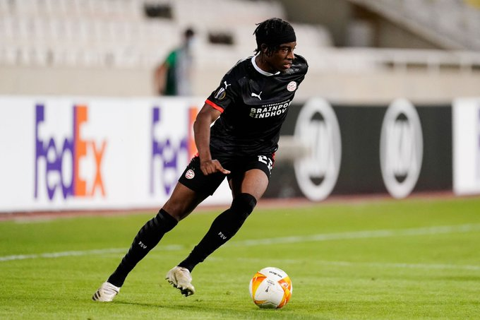 NFF To Challenge England For PSV Starlet Madueke