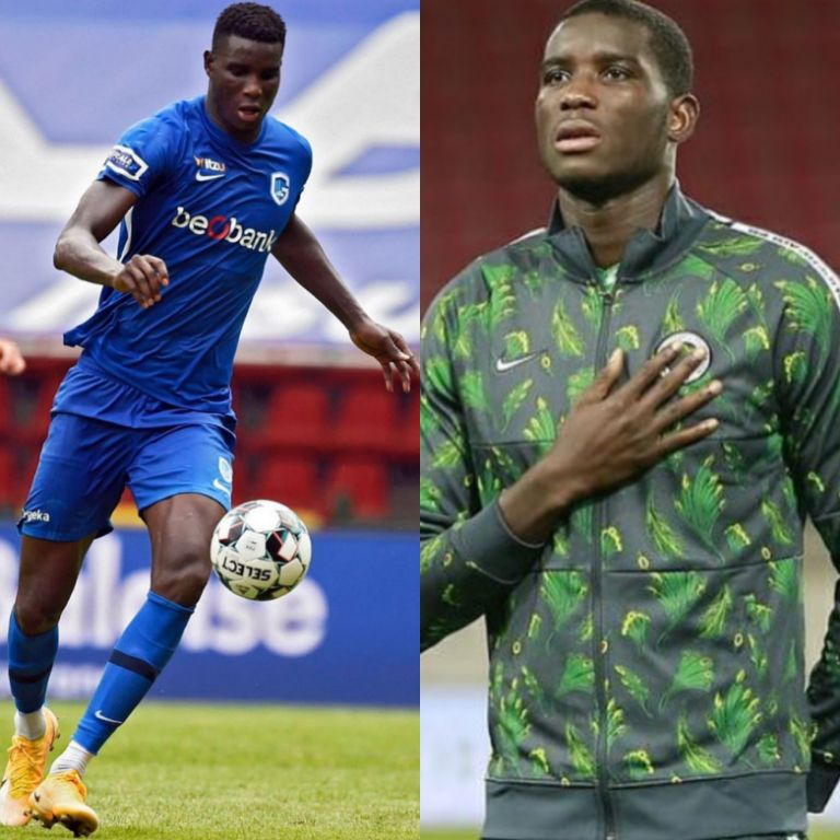 Onuachu Leads Eagles Strikers In Europe Despite Poor Output In Nigeria Shirt