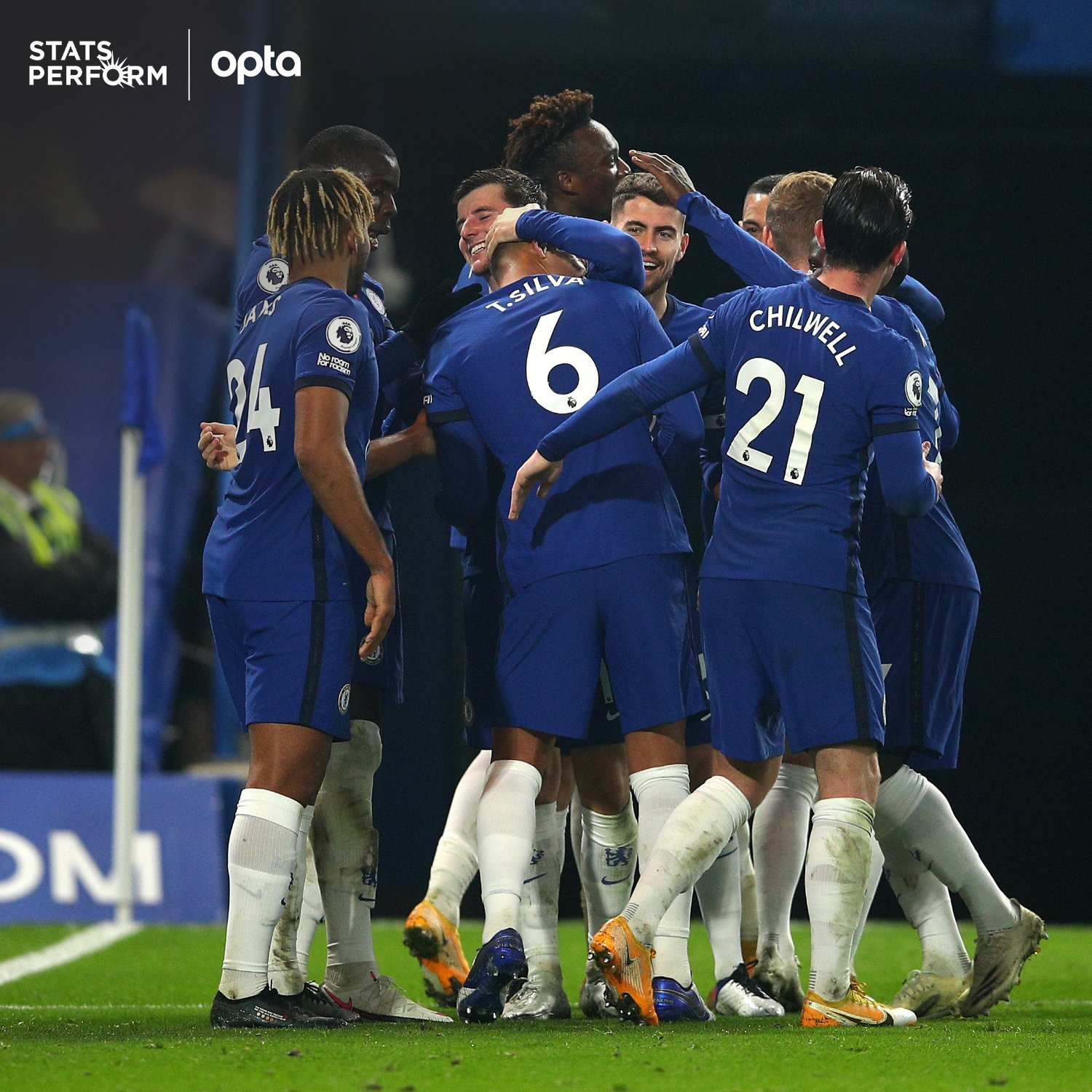 Premier League: Chelsea Outclass Sheffield, Move Up To Third