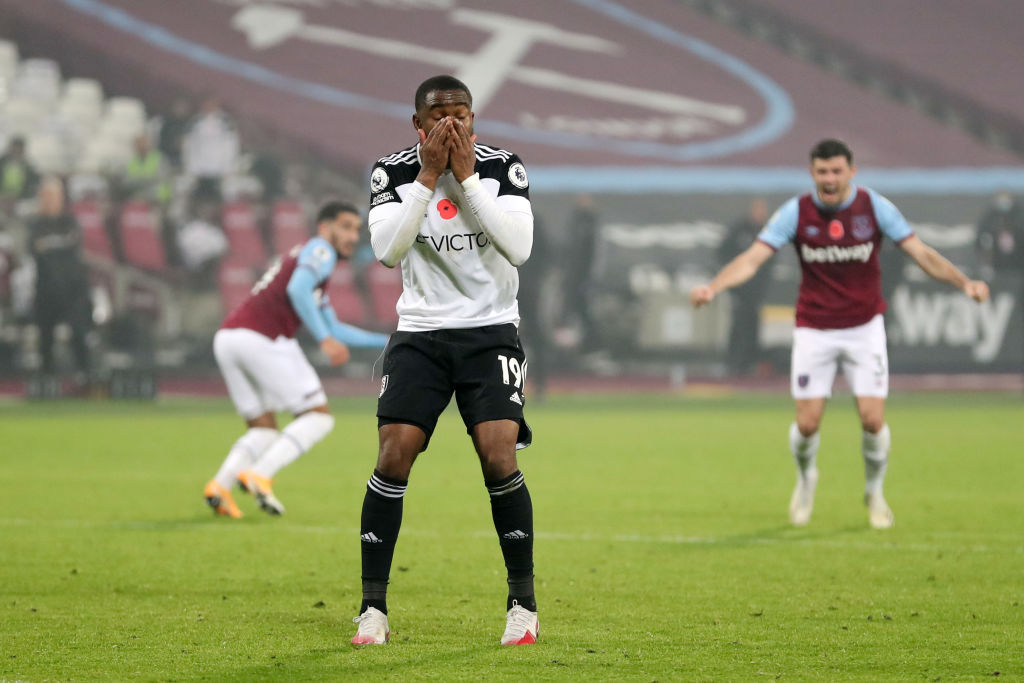 Premier League: Lookman Misses Late Penalty, Aina In Action As West Ham Edge Fulham In Dramatic Win