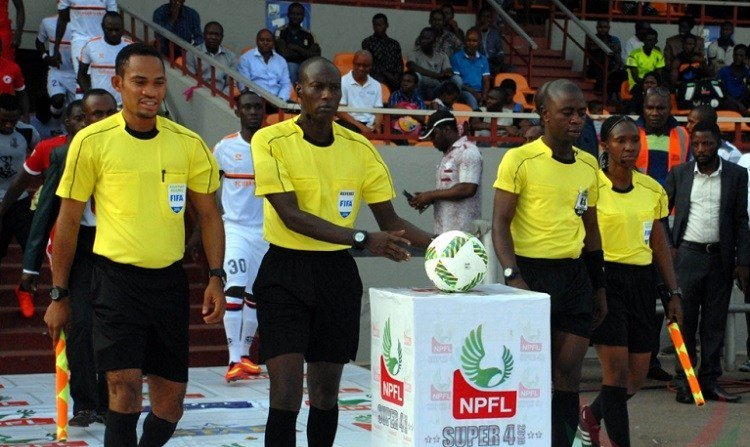 Nigerian Referee Will Officiate At Qatar 2022 FIFA World Cup  –NFF Refs Committee Boss