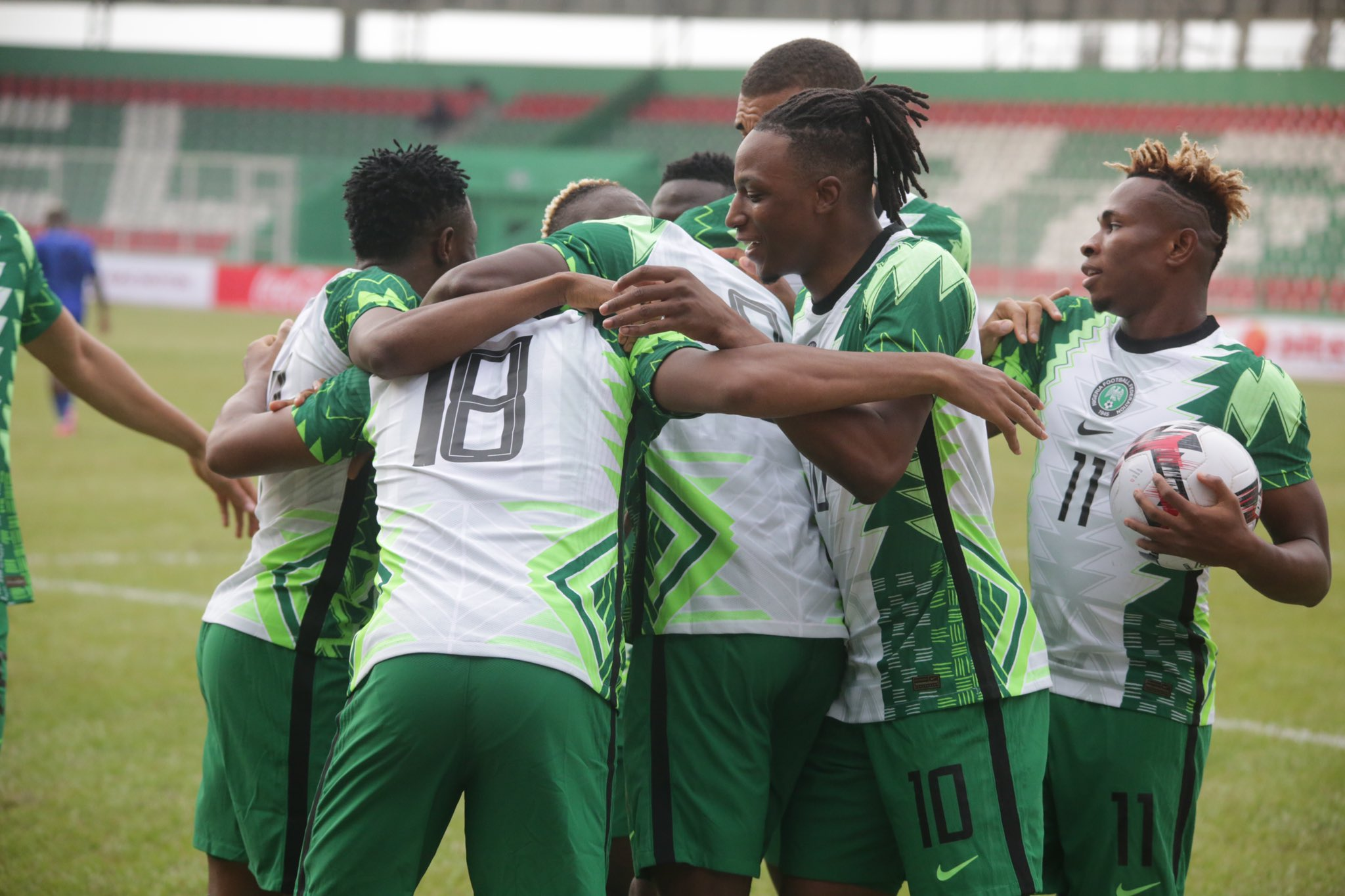 2021 AFCON Qualifiers: Ogu Confident Of Eagles Win In Sierra Leone After Shock Draw In Benin
