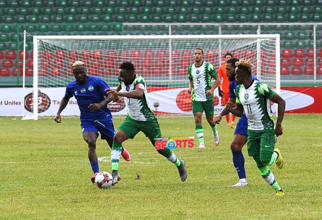 Troost-Ekong: Super Eagles Ready For Redemption In Freetown