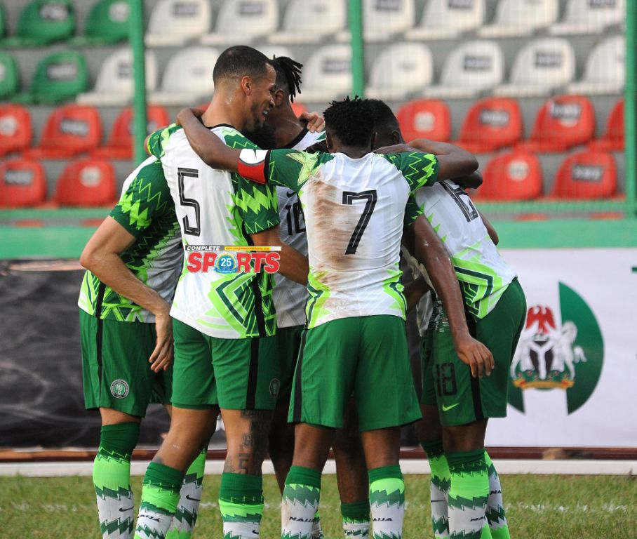 Amokachi: Super Eagles Will Come Back With Three Points From Freetown