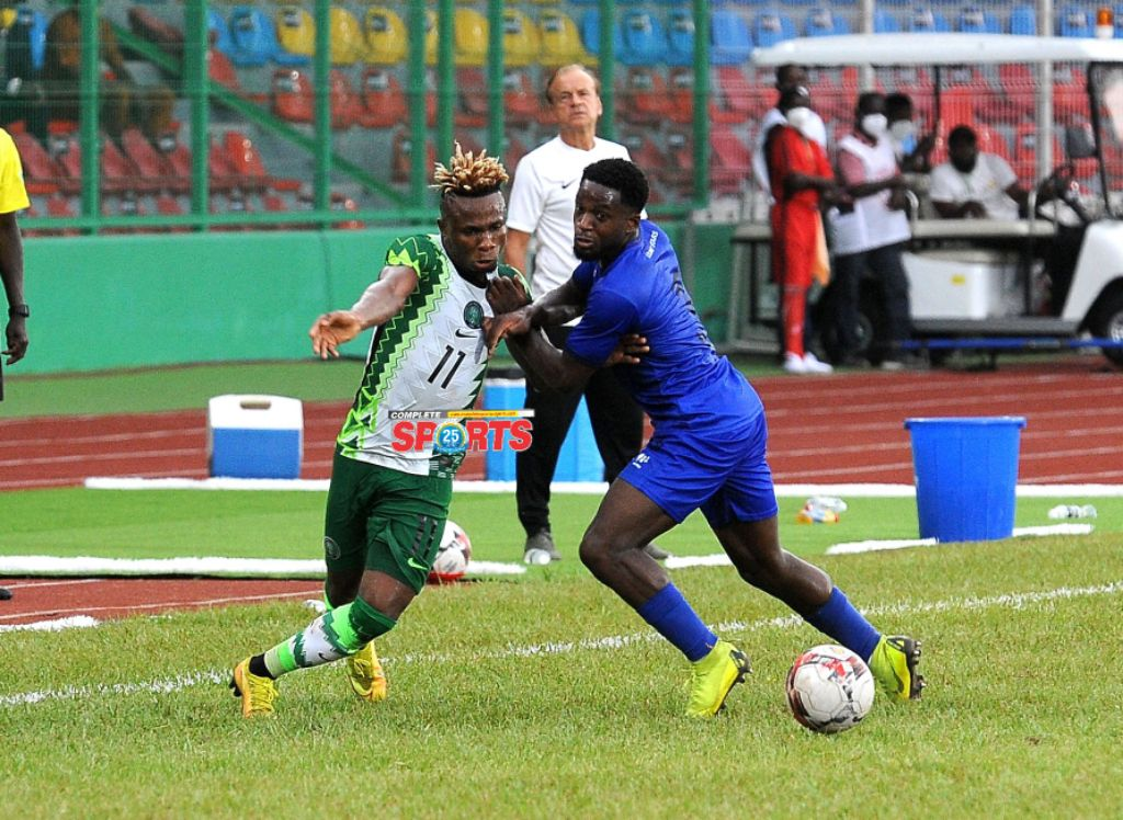 Kanu: Eagles Must Learn From Disappointment Vs Sierra Leone
