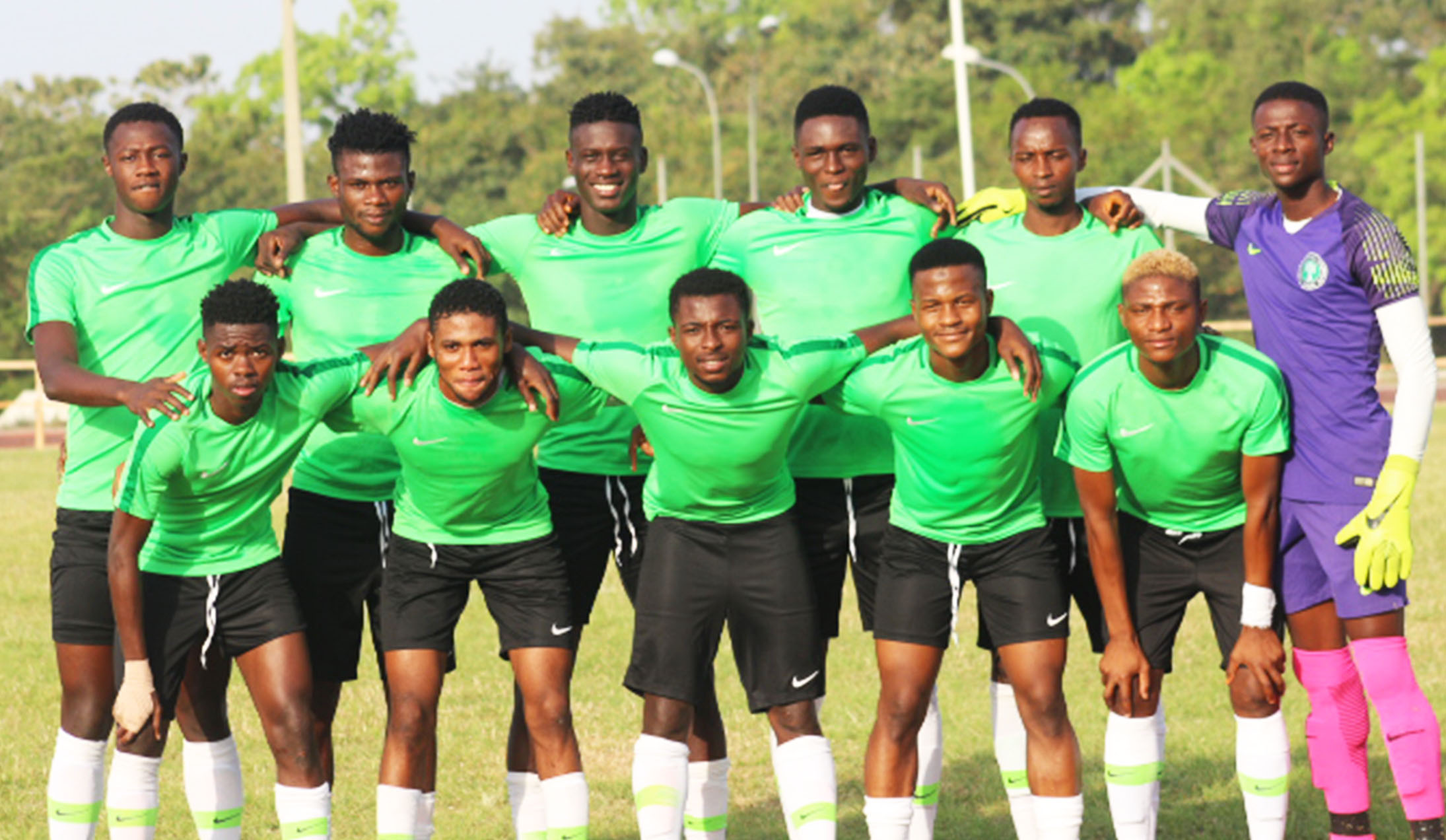 Flying Eagles Beat Scorpion FC, Claim 5th Friendly Win