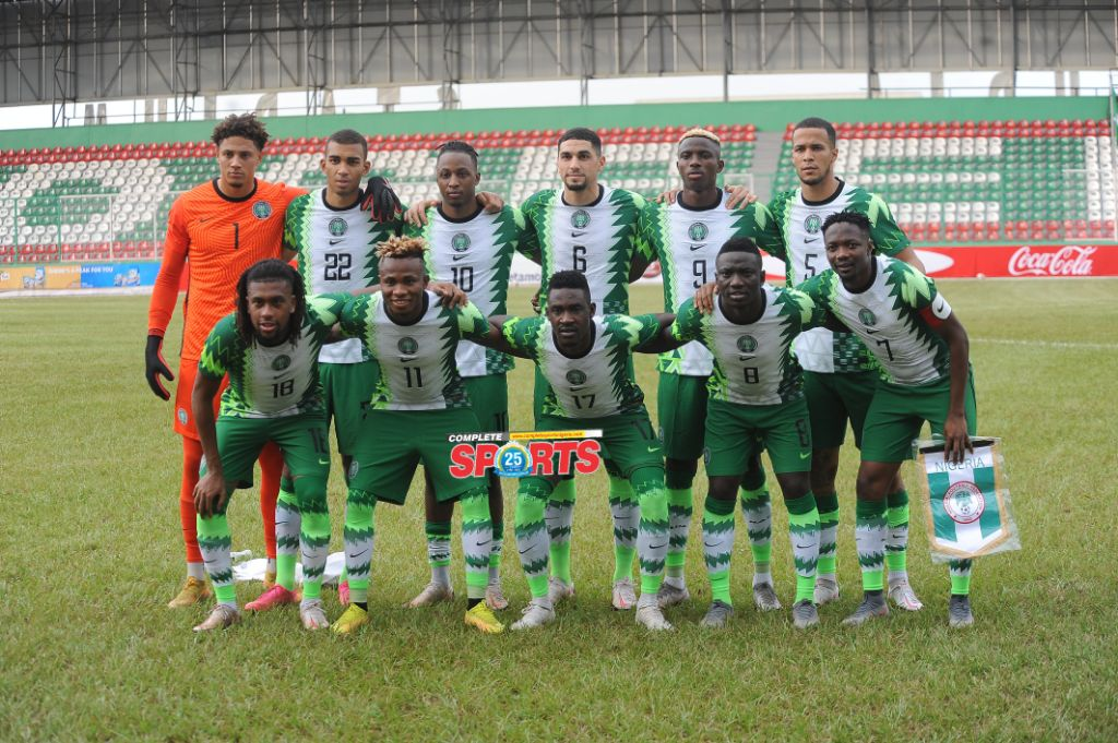 FIFA Ranking: Super Eagles End 2020 In 35th Position, Fourth In Africa