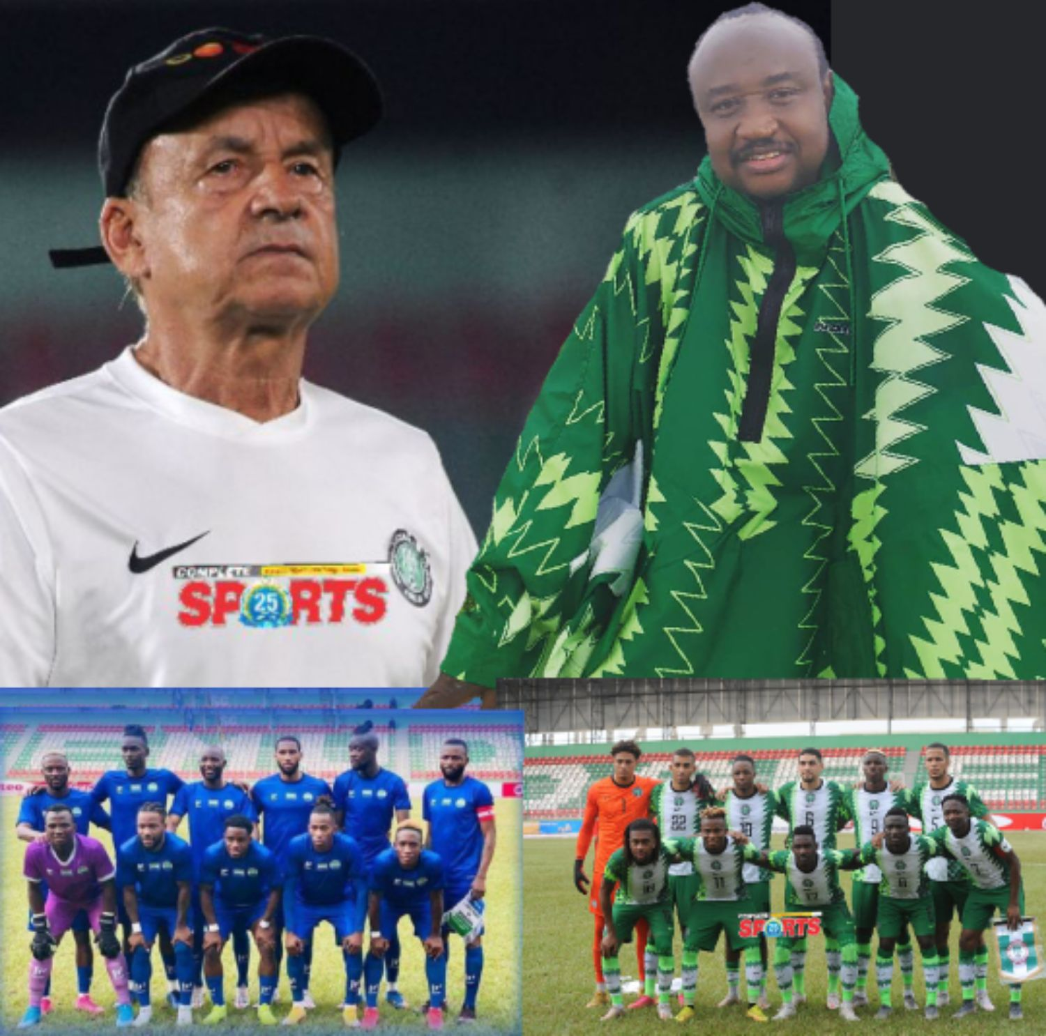 INTERVIEW – Babangida Warns Rohr Not To Fail 'Exam Of Freetown' Like Bonfrere