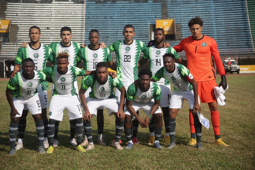 Home-Based Players' Camping To Precede Super Eagles' Future Games