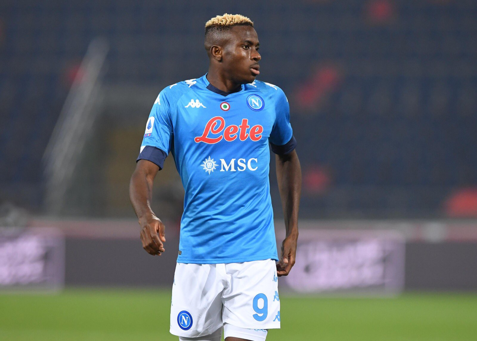 'He Is An Important Player'-Gattuso Rues Osimhen  Absence In Napoli's  Big Win Vs Roma