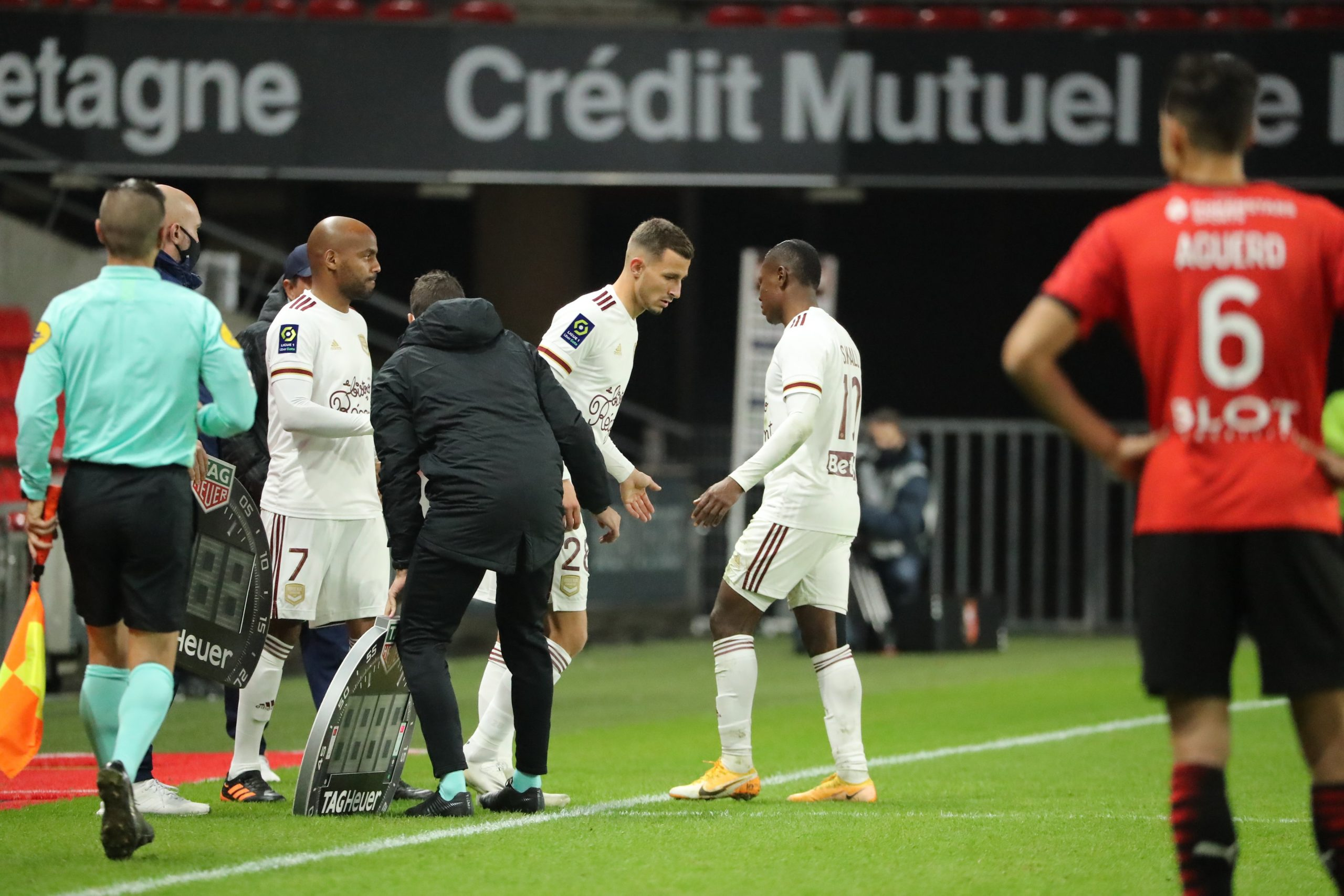 Bordeaux Boss Gasset Explains Reason For Starting Kalu In Away Win Vs Rennes