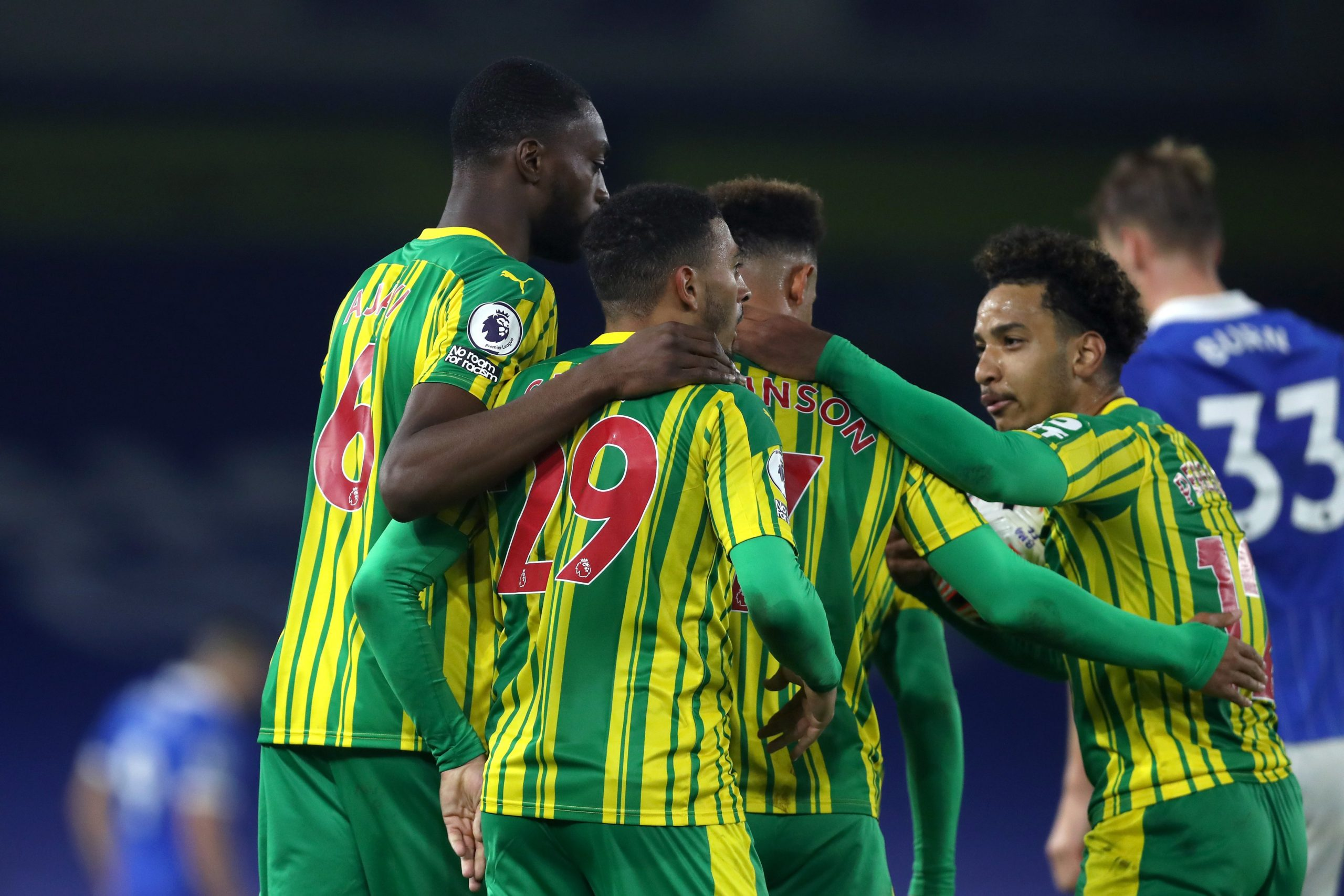 Ajayi Looks To Banish Manchester Nightmare As West Brom Visit Ighalo's Man United