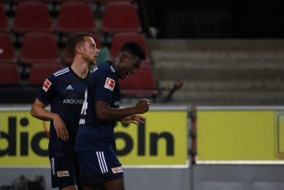 Bundesliga: Awoniyi Scores In Union Berlin's Away Win At Cologne