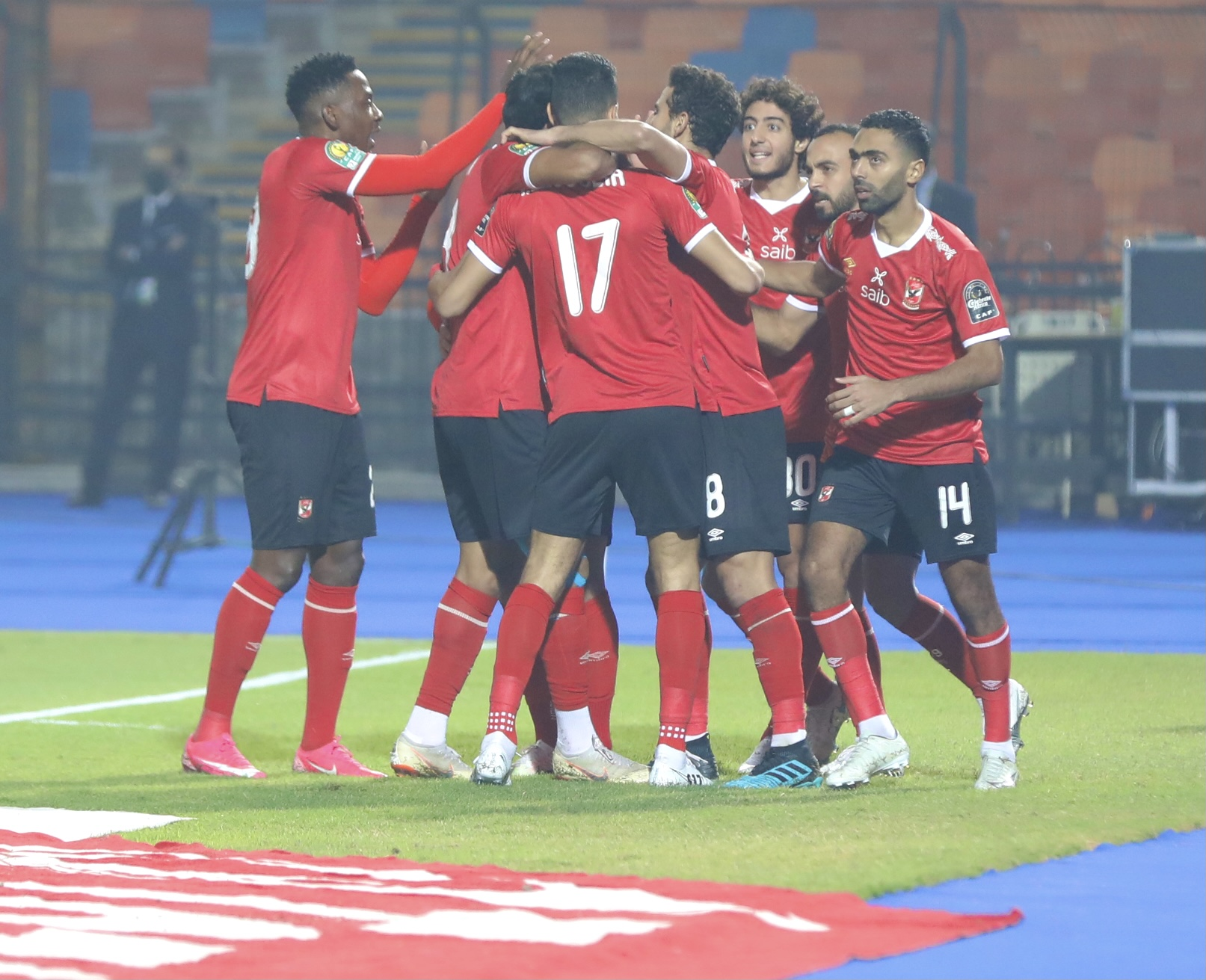 Ajayi Helps Al Ahly Beat Rivals Zamalek, Clinch Record 9th CAF Champions League Title