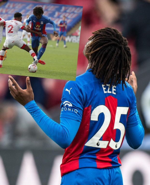 Eze Looks To Inspire Crystal Palace Bounceback  Against Newcastle