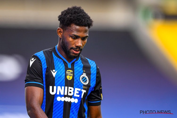 Club Brugge Boss Clement: Dennis Available For Selection Against Mouscron
