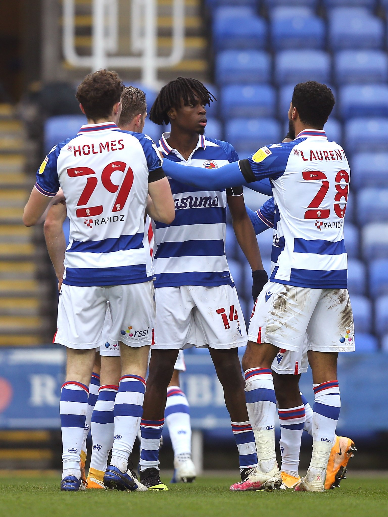 Championship: Ejaria On Target As Reading End Winless Run With Victory Over Bristol City