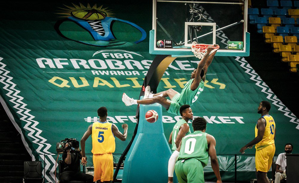 2021 AfroBasket Qualifier: D'Tigers Outclass Rwanda, Claim Second Group Stage Win