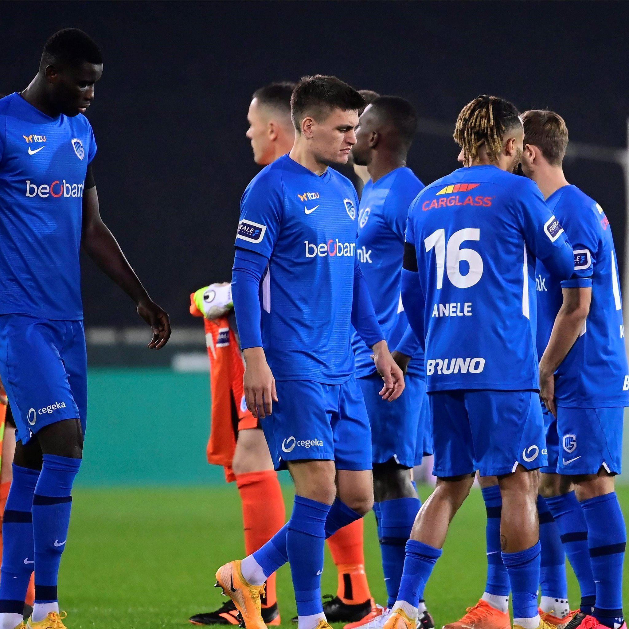 Belgium:  Red-Hot Onuachu Nets Brace In Genk's Away Win At Cercle Brugge