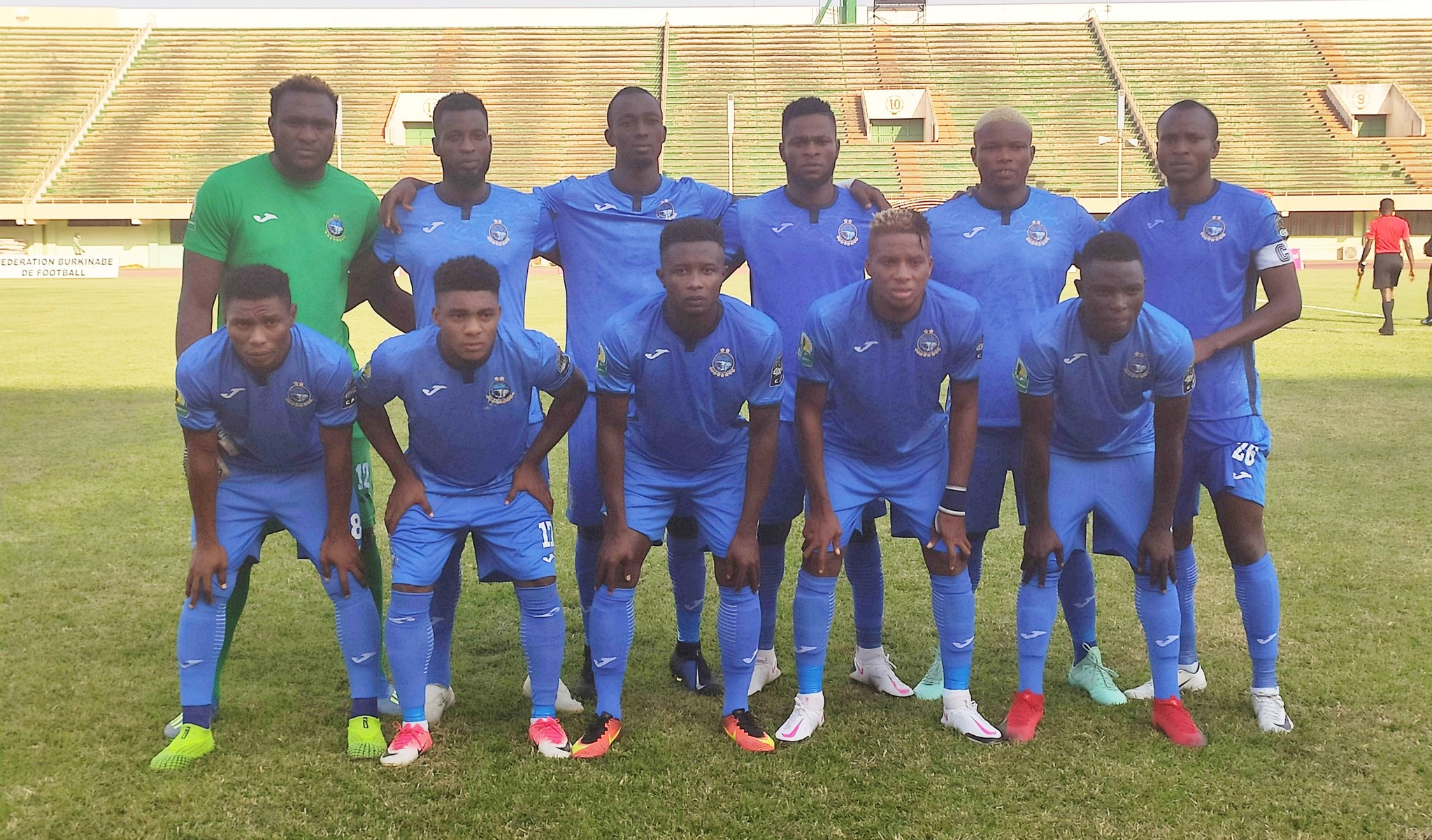 CAFCL: Enyimba Beat Rahimo Away; Plateau United  Fall To Simba SC In Jos