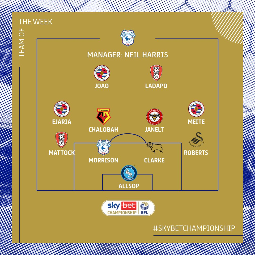 Ejaria Makes Championship Team Of The Week